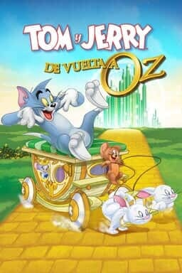 KeyArt: Tom & Jerry: De Vuelta a Oz