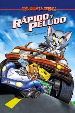 KeyArt: Tom y Jerry: Rapidos y Furiosos