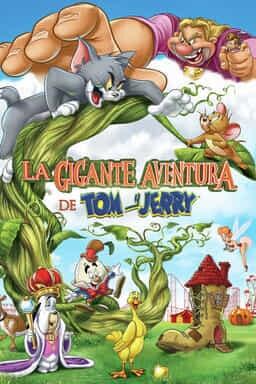 KeyArt: La Gigante Aventura de Tom y Jerry