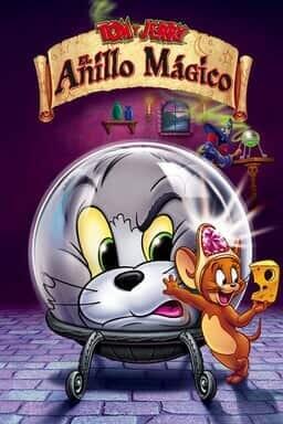 KeyArt: Tom y Jerry y El Anillo Mágico