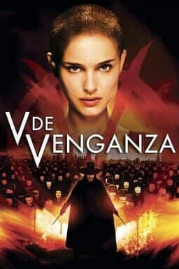 V de Venganza - Key Art