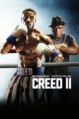 Creed II: Defendiendo El Legado - Key Art