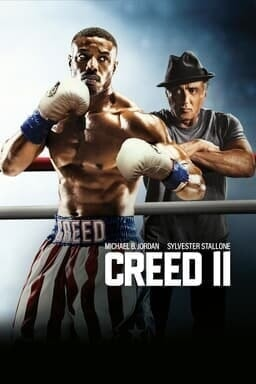 Creed II: Defendiendo El Legado - Key Art