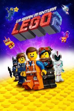 La Gran Aventura Lego 2  - Key Art