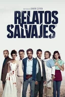 Relatos Salvajes  - Key Art