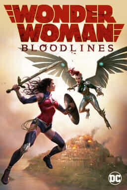 KeyArt: La Mujer Maravilla: Linaje