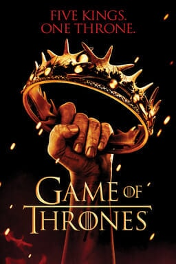 Game of Thrones: Temporada 2 - Key Art