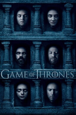 Game of Thrones: Temporada 6 - Key Art