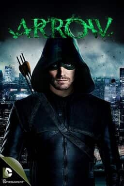 Arrow Temporada 3 - Key Art