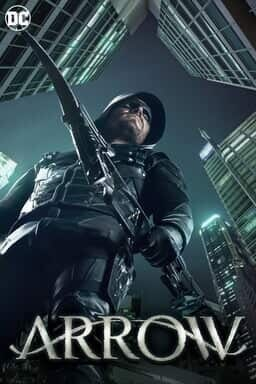 Arrow: Temporada 5 - Key Art