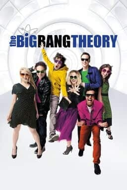 The Big Bang Theory Temporada 10 - Key Art