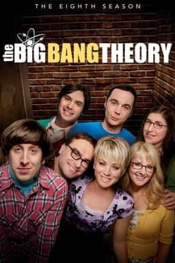 The Big Bang Theory: Temporada 8 - Key Art