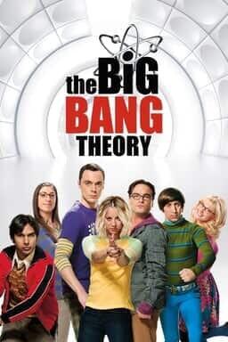 The Big Bang Theory Temporada 9 - Key Art