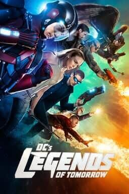 DC Legends of Tomorrow Season 1 - Key Art