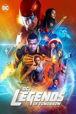 DC Legends of Tomorrow Season 2 - Key Art
