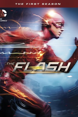 The Flash Temporada 1 - Key Art