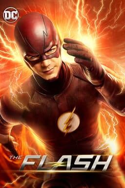 The Flash Season 2 - Key Art