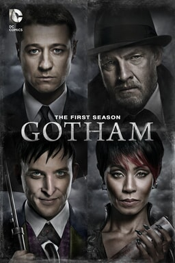 Gotham Temporada 1 - Key Art