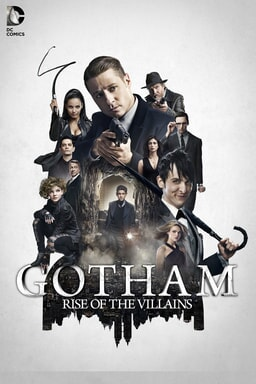 Gotham Temporada 2 - Key Art