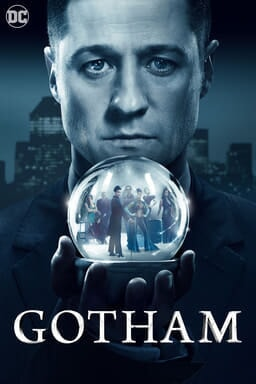 Gotham Temporada 3 - Key Art