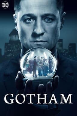 Gotham Season 3 - Key Art