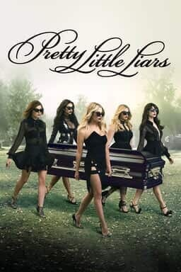 Pretty Little Liars: Temporada 6 - Key Art