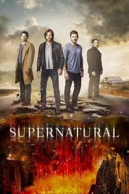 Supernatural Season 12 - Key Art