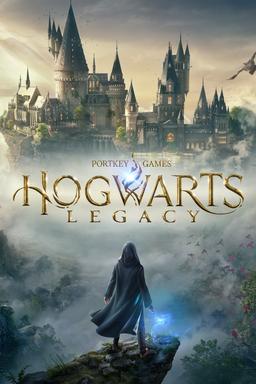 Keyart Hogwarts Legacy