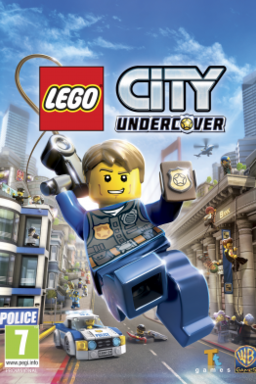LEGO City Undercover - Key Art