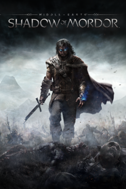 Middle-Earth: Shadow of Mordor  - Key Art