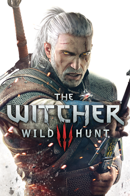 The Witcher 3: Wild Hunt  - Key Art