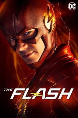 The Flash S4 - Key Art
