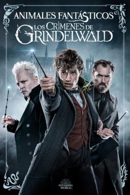 Animales Fantásticos: Los Crímenes de Grindelwald - Key Art