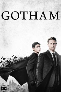 Gotham S4  - Key Art