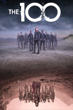 The 100 S5 - Key Art