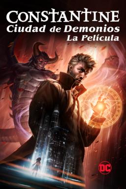 Constantine: Ciudad de Demonios - Key Art