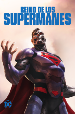 Reino de los Supermanes - Key Art