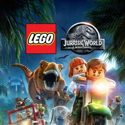 Keyart LEGO Jurassic World