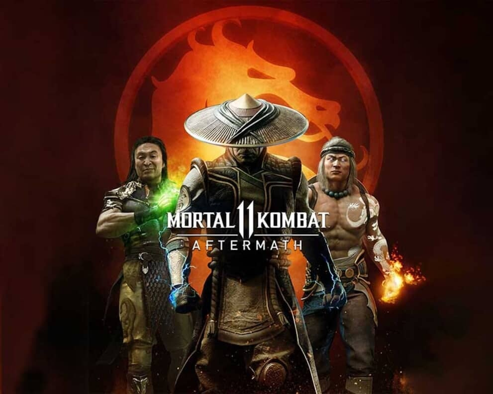 """MORTAL KOMBAT 11: AFTERMATH"""