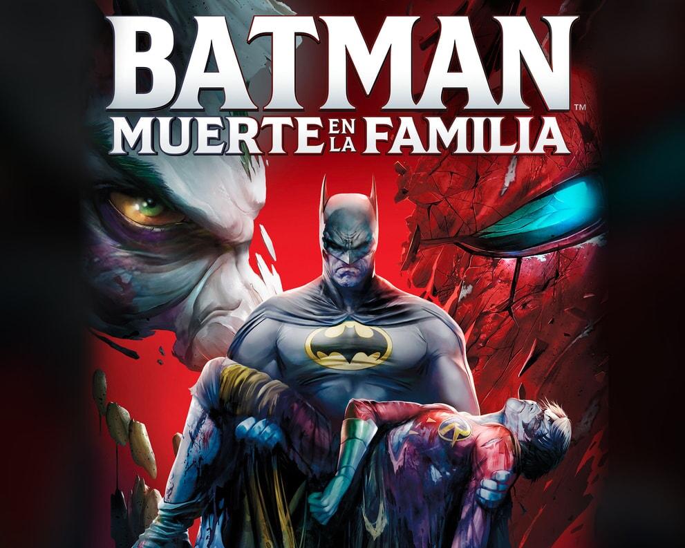 DC SHOWCASE BATMAN: MUERTE EN LA FAMILIA
