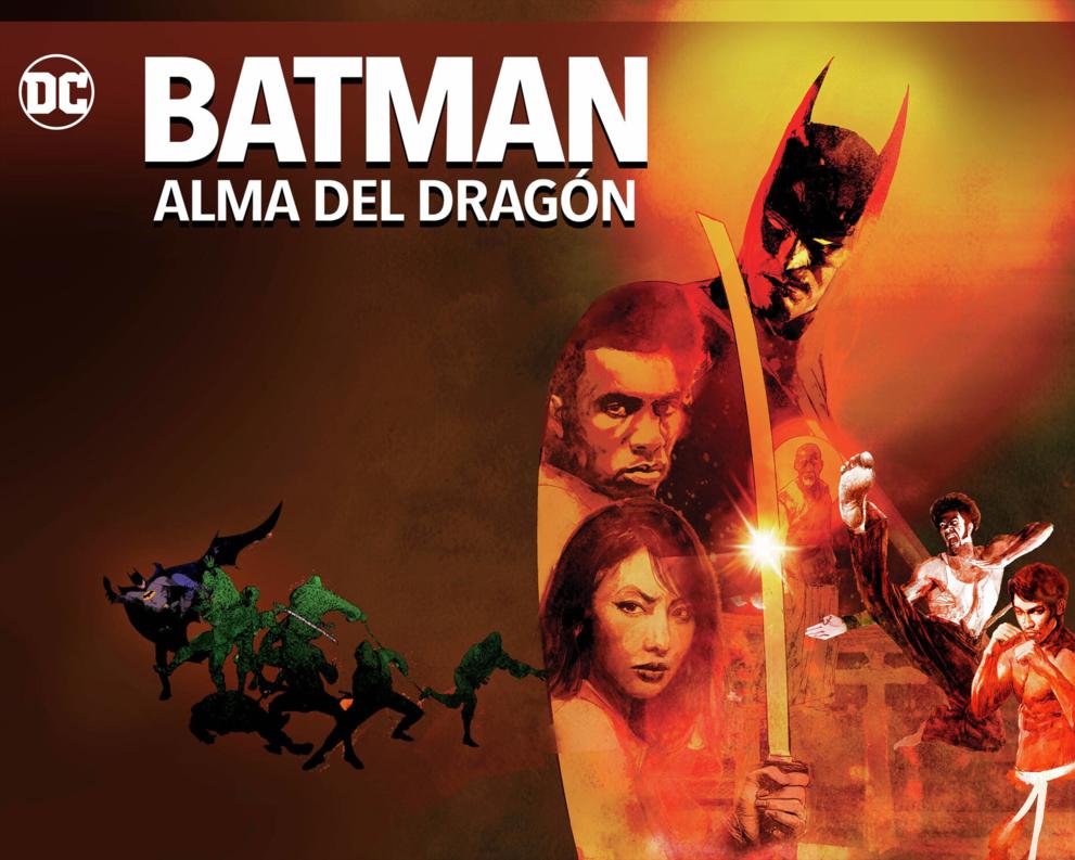 BATMAN: ALMA DEL DRAGÓN