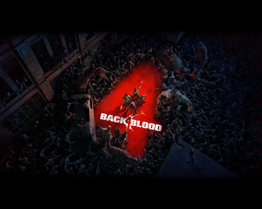 WARNER BROS. GAMES REVELA BACK 4 BLOOD